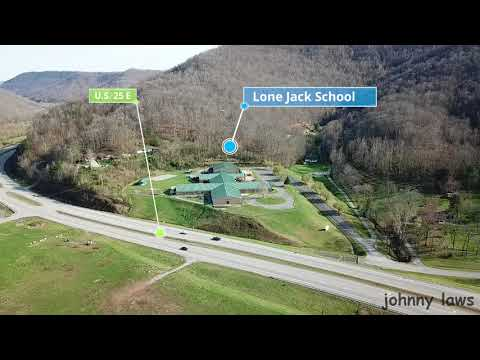 Lone Jack School Center   Fourmile,KY.