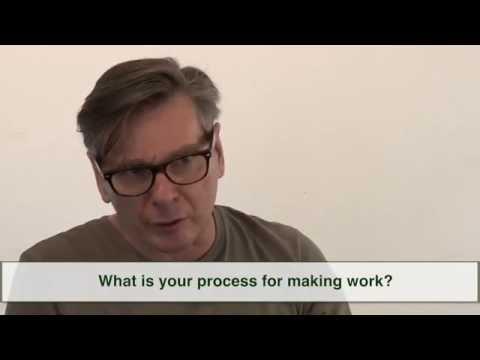 Douglas Walker: Other Worlds interview at Kelowna Art Gallery