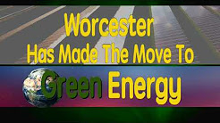Greenwood Street Solar Farm, City of Worcester, MA
