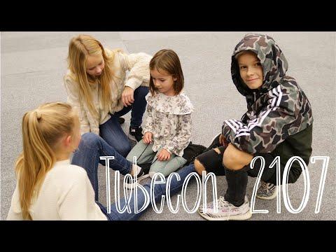 Hailey shufflar med Iza och Elle, dagen innan Tubecon i Kristianstad - VLOGG