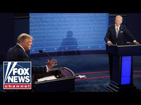 Trump-Biden presidential debate moderated by Chris Wallace | FULL