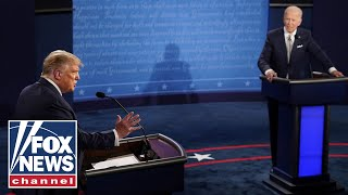 Trump-Biden presidential debate moderated by Chris Wallace | FULL
