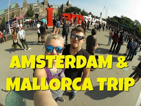 VI DRAR TILL AMSTERDAM/MALLORCA m. MAMMAEVA (feat. ArgaOgge)