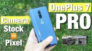 OnePlus 7 Pro Camera vs PixelCam