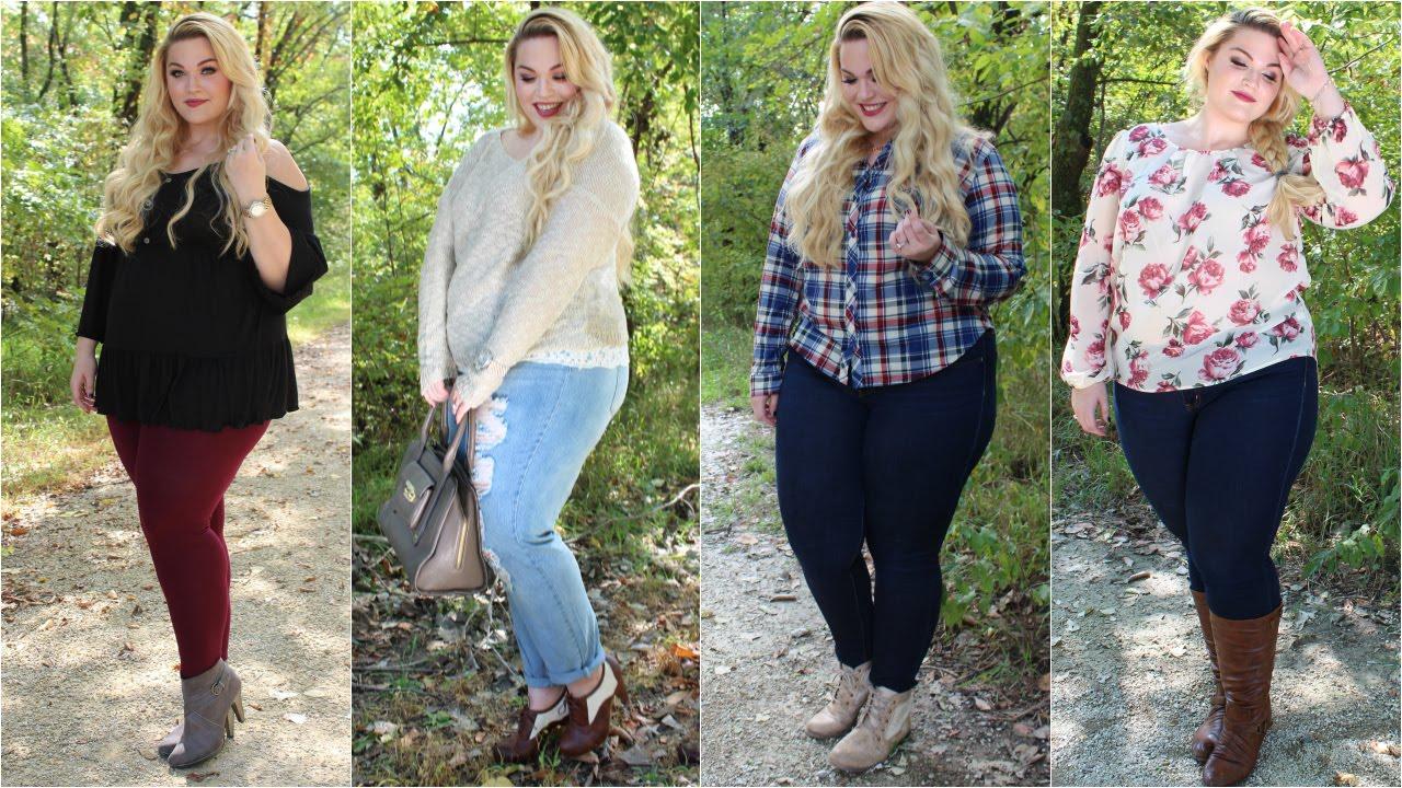 The Curvy Diaries: Fall Lookbook
