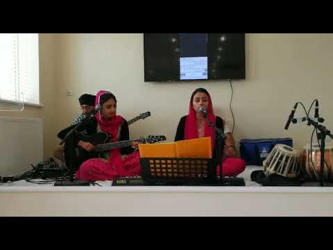 Simran- Shardha Music LIVE at RSR | Guitar Kirtan
