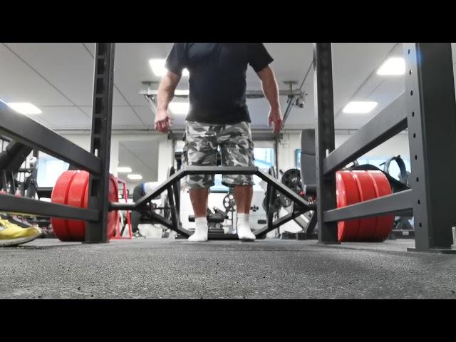 Trapbar 20 x 180 kg.