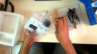 Unboxing Mini Projector LED