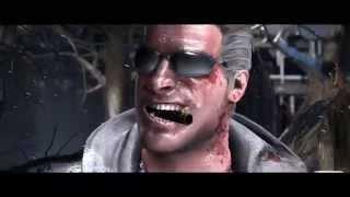 Mortal Kombat X #2 (2/3) - Последний Герой (часть 2 из 3)