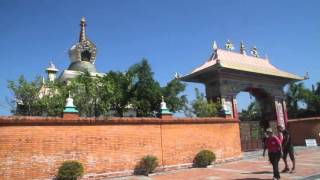 Chùa Việt Nam tại Lâm Tỳ Ni - Nepal