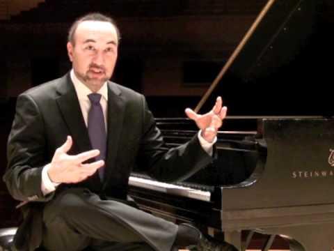 "Jon Kimura Parker - ""Brahms' Piano Concerto No. 2"
