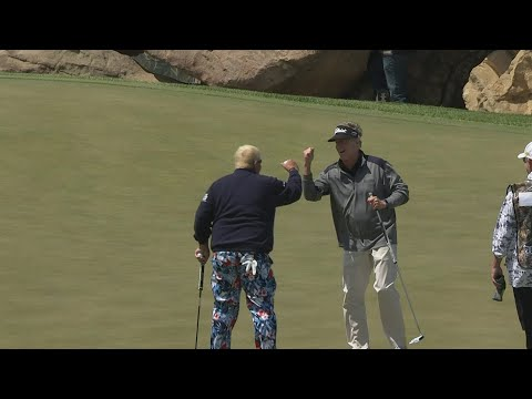 Highlights | Round 2 | Bass Pro Shops Legends of Golf