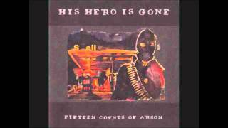 His Hero Is Gone - Concrete Cage