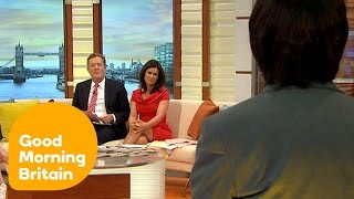 Anonymous Man Reveals Shocking Reality Of Being A Sugar Daddy | Good Morning Britain