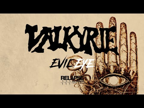 VALKYRIE - Evil Eye (Official Lyric Video)
