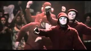 Jabbawockeez Танец не вошедший в фильм Шаг вперёд 2