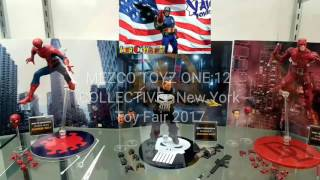 MEZCO TOYZ ONE:12 COLLECTIVE - New York Toy Fair 2017
