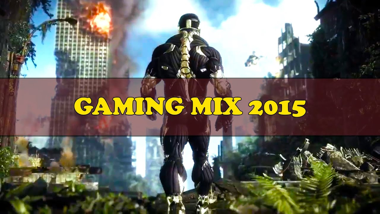 Gaming Mix 2015 - Just Cause 3, Fallout 4, Mad Max