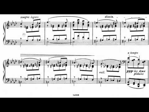 ABRSM Piano 2013-2014 Grade 7 B:5 B5 Grovlez Berceuse de la Poupee Sheet Music