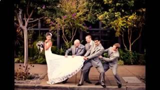 Необычные идеи для свадебной фотосессии -  креатив