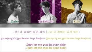 EXO - My Answer (Korean ver.) (Color Coded Han|Rom|Eng Lyrics)