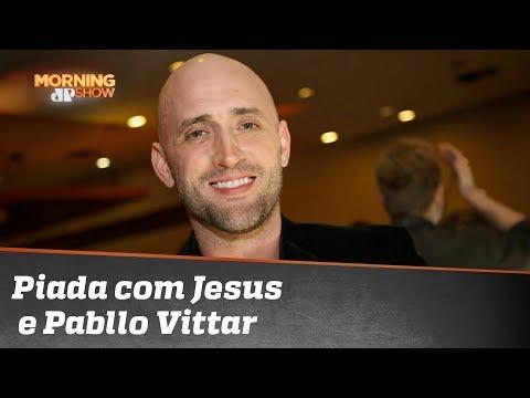 Paulo Gustavo Faz Piada Com Jesus E Pabllo Vittar