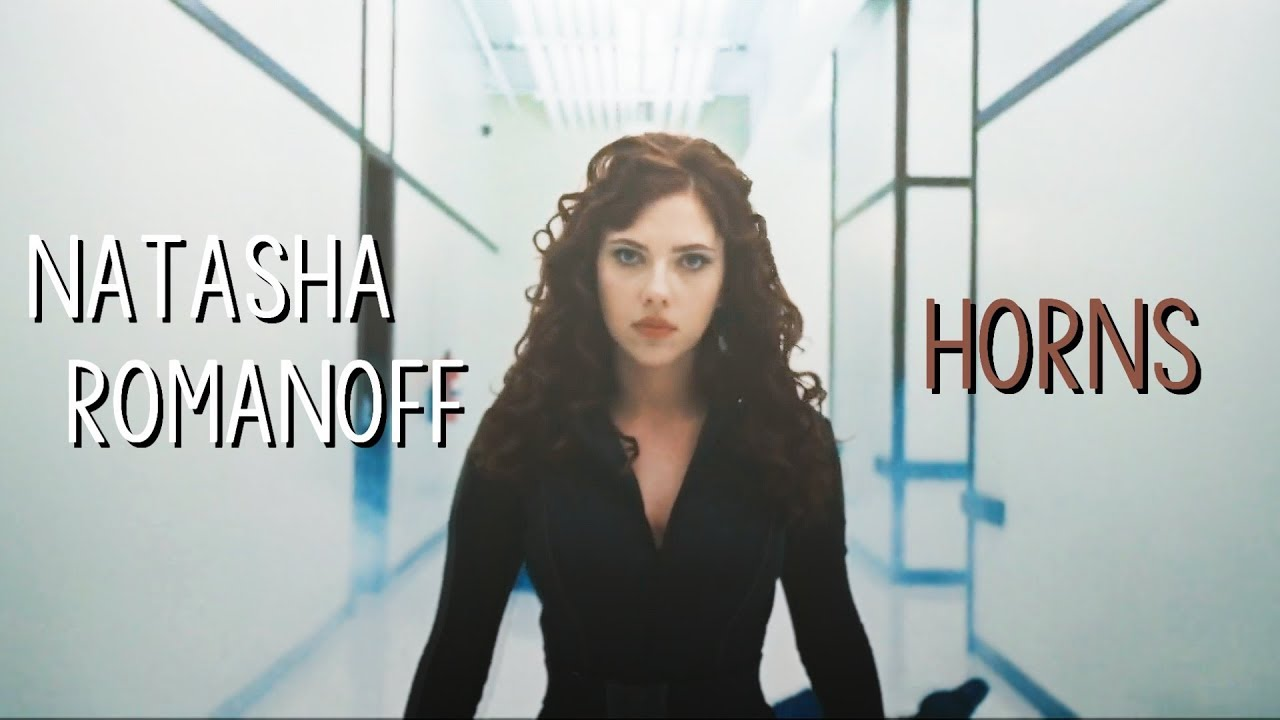 • Natasha Romanoff | Horns