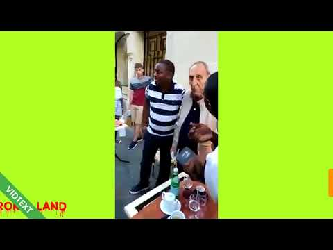 Watch Nigerians and learn: Gabon minister disgraced in Paris by Gabonese living there