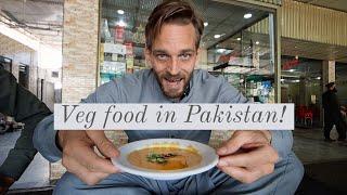 The Best Vegetarian Dish in Pakistan! 😋