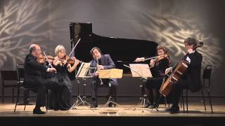 Johannes. Brahms - Clarinet Quintet, Op.115. Part I. Allegro (B minor)