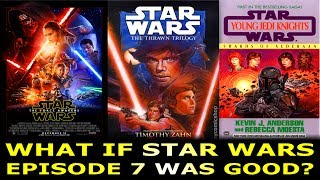 What If The NET Alliance Wrote Star Wars Episode 7 The Force Awakens - NET Theory #41