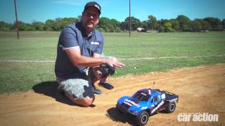 We Drive the Traxxas Slash with On-Board Audio