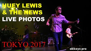 About 200 live photos of Huey Lewis & The News I took. At Bunkamura Orchard Hall, Tokyo, JAPAN, from 20th to 22nd November 2017. twitter @akkeyz_official ...