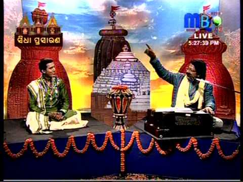 Jagatara Natha | Arabinda Muduli | MBC TV LIVE Program | Ratha Yatra 2013