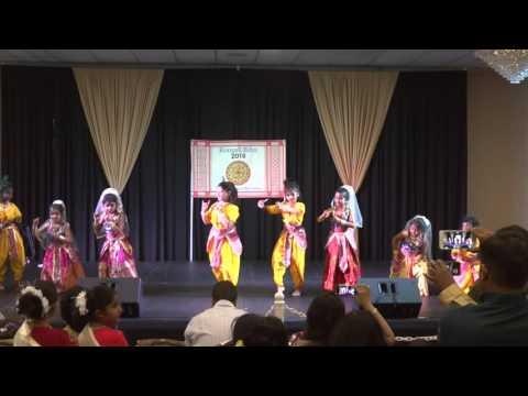 San Francisco Bay Area Rongali Bihu 2016 Cultural Program (Part 1)