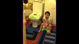 How to potty train 1- 2 years old babies