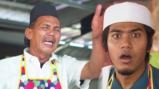 Melayu vs Mamak | PAK DUAN & MTAS