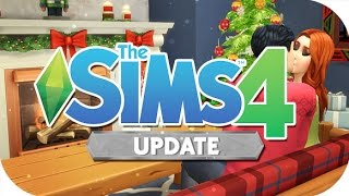 THE SIMS 4 // DECEMBER UPDATE— HOLIDAY PACK 🎄