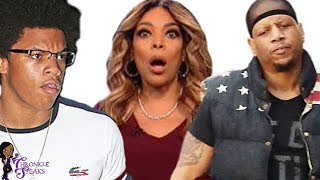 Wendy Williams Son ARRESTED After Questions About His Dad Requesting Spousal Support Turned Physical