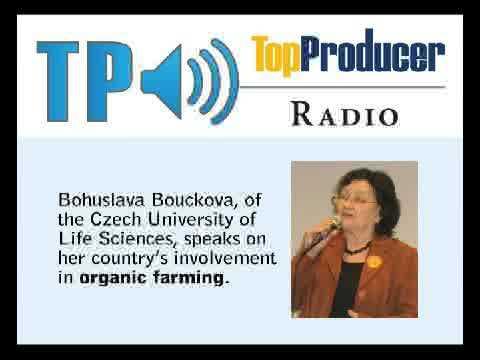 TP Radio: Organic Farming in the Czech Republic (2 of 3)