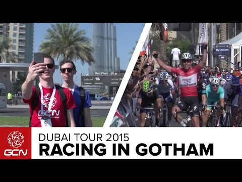 Racing In Gotham City | Dubai Tour 2015