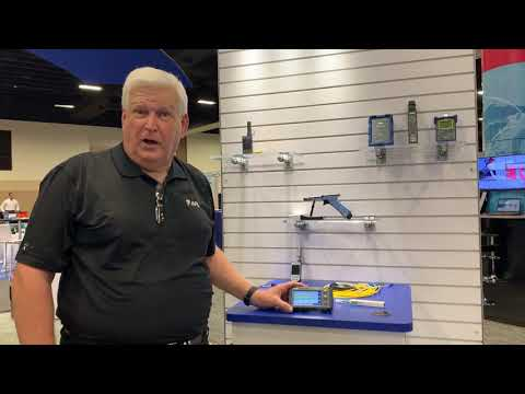 Ray talking Test and Inspection at ISE Expo 2019