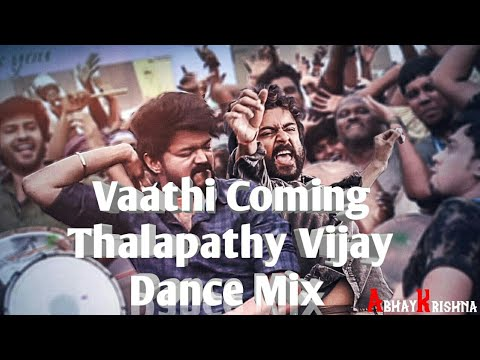 master song vaathi coming thalapathy dance mix vaathicoming mastersong thalapathy youtube