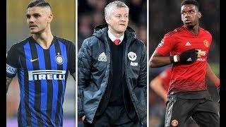 Man Utd news: Woodward and Solskjaer meeting, Icardi on four-man list, Pogba transfer plot