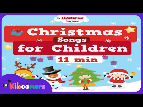 Best Christmas Songs For Children Collection | Christmas Song For Kids