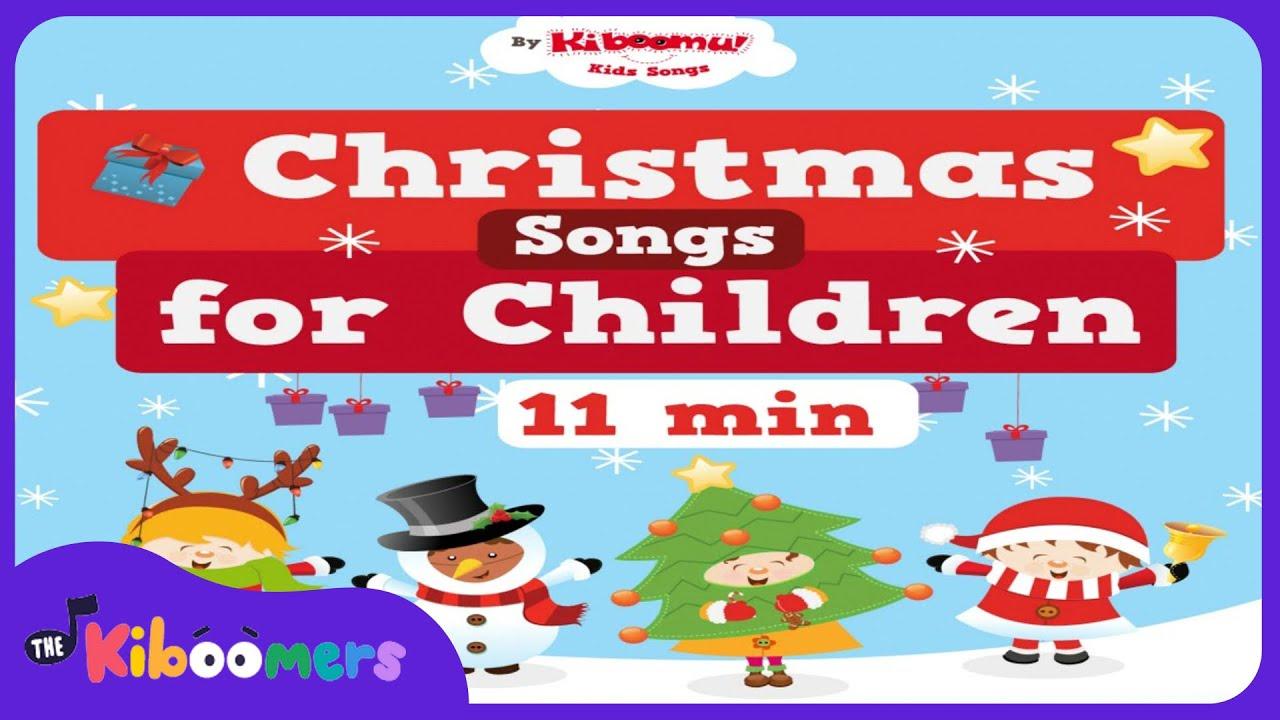 Kids Christmas Songs | Christmas for Kids | Christmas Songs Playlist ...