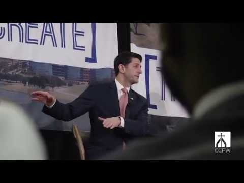 Townhall with Paul Ryan and Heather Reynolds