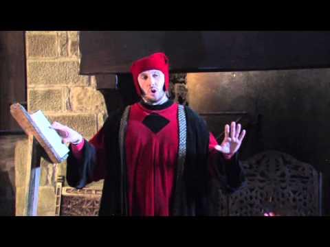 Inferno Canto II - Divina Commedia - Lettura