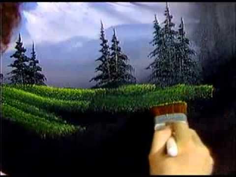 Bob Ross Malerei Wolke Malerei Video Youtube 8 2