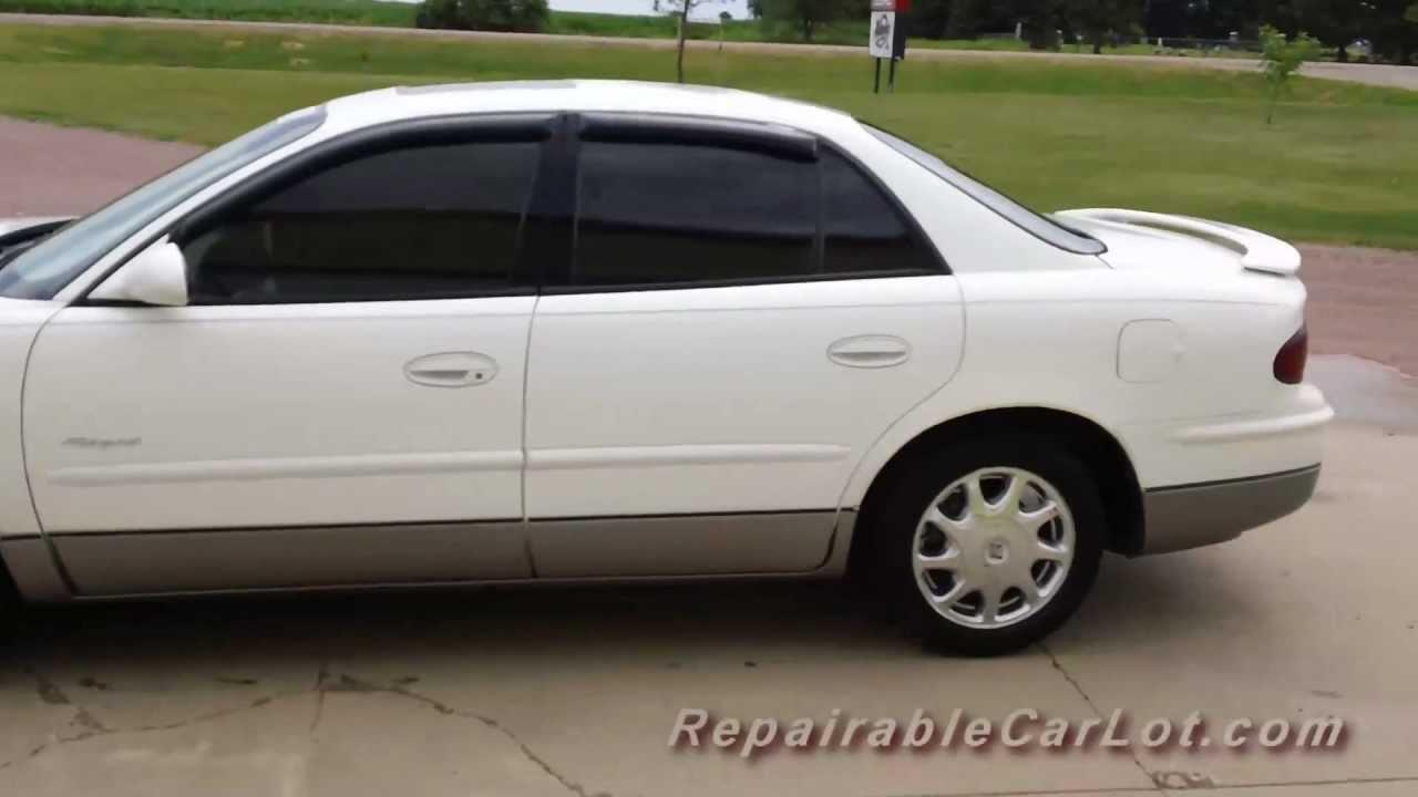 2000 buick regal gs v6 4dr repairable vehicle autoplex. Black Bedroom Furniture Sets. Home Design Ideas